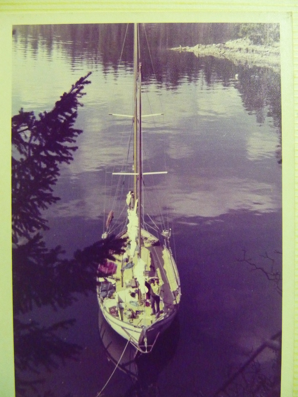 Sailing in 1973